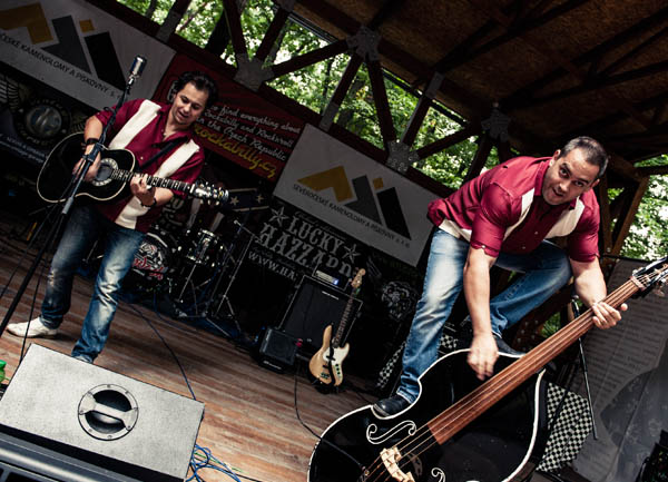 Rockabilly CZ Rumble 2015